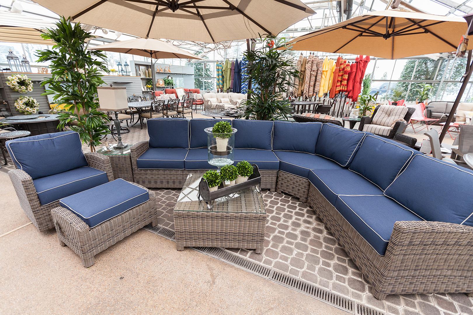 Ratana patio furniture covers ratana ratana patio for Outdoor furniture wellington
