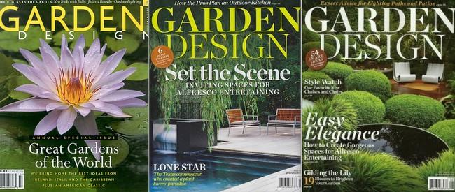 Magazine Update Bye bye Garden Design Hello Leaf Homestead