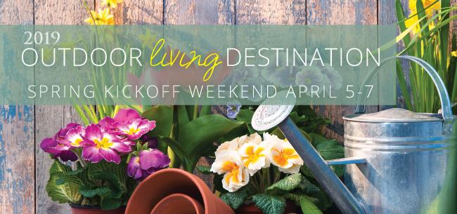 Spring Kick-Off Weekend