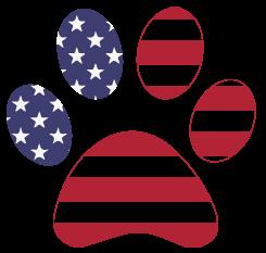 USA-paw-print