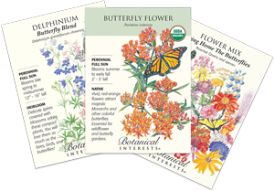 pollinator friendly seed varieties
