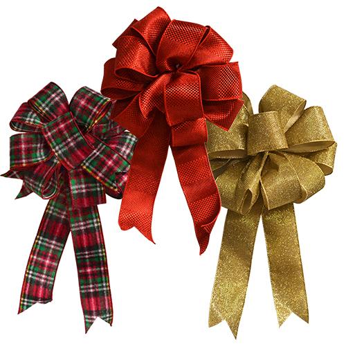 custom handmade bows