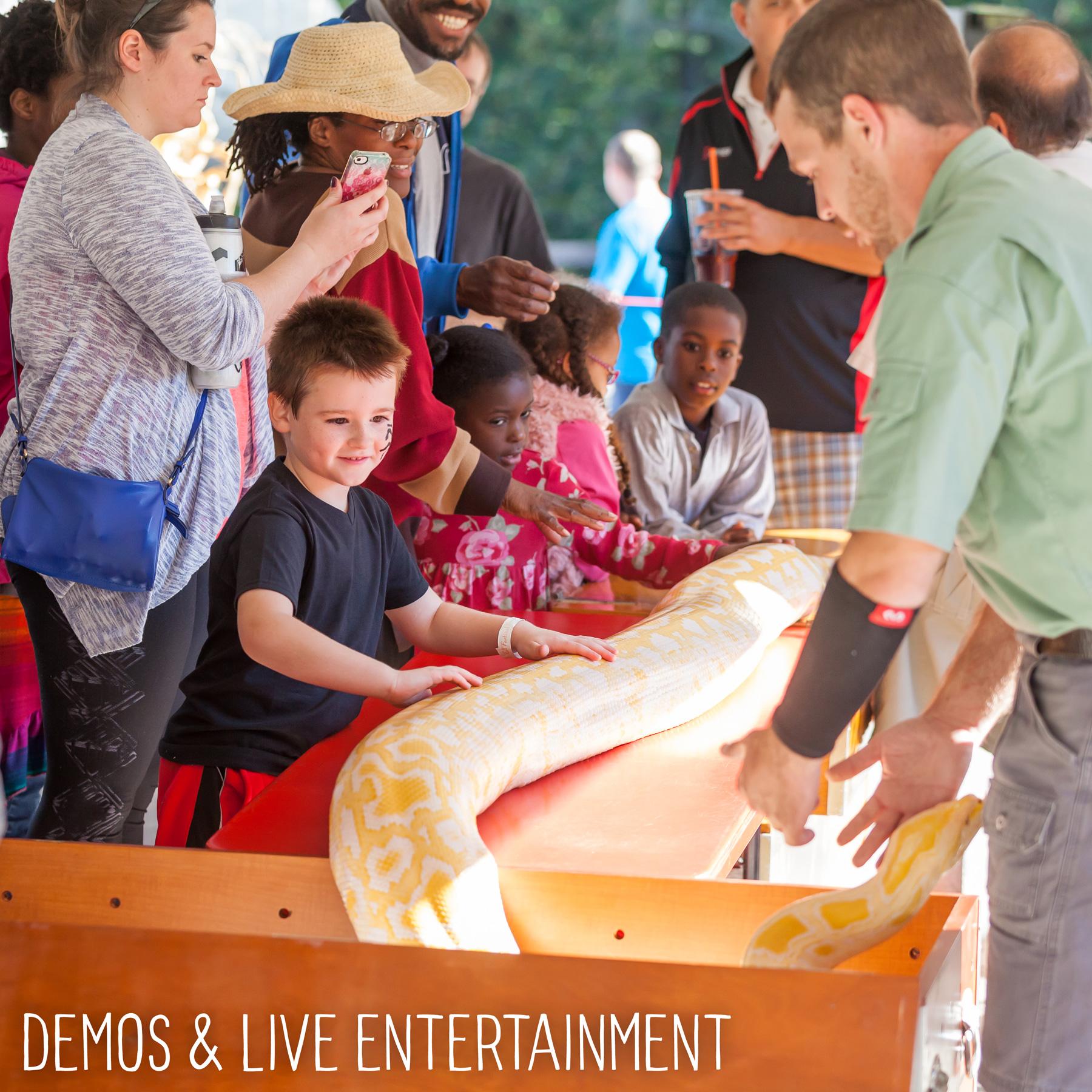Demos Live Entertainment Homestead Gardens Inc Homestead Gardens Inc