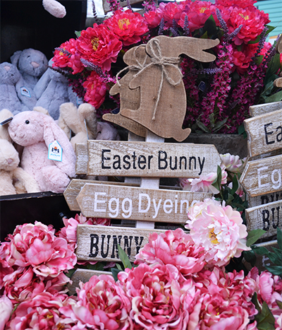 easter decor image
