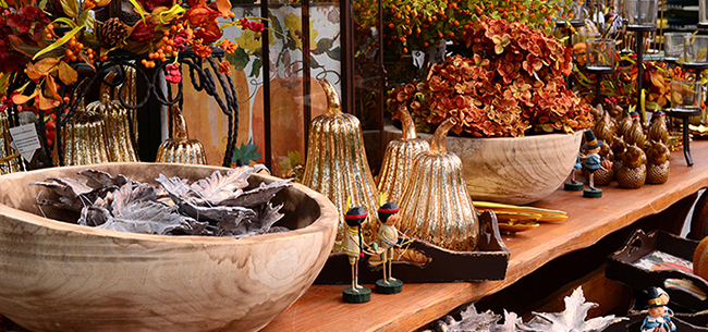 & Tablescaping ideas for fall entertaining   Homestead Gardens Inc.