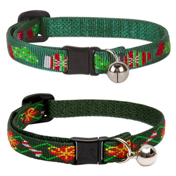 cat holiday collars