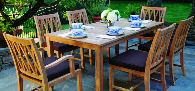 Patio Outdoor Furniture Kingsley Bate