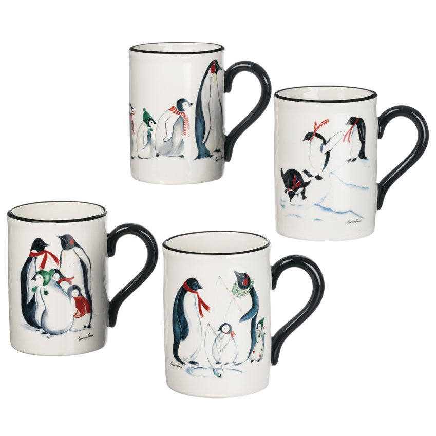 holiday mug set