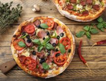 Plant Your Own Pizza Garden