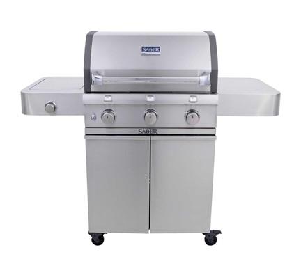 saber cast 500 grill