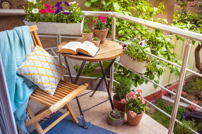 tiny gardens for tiny spaces