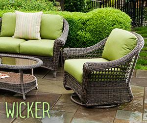 Superieur Wicker Patio Furniture